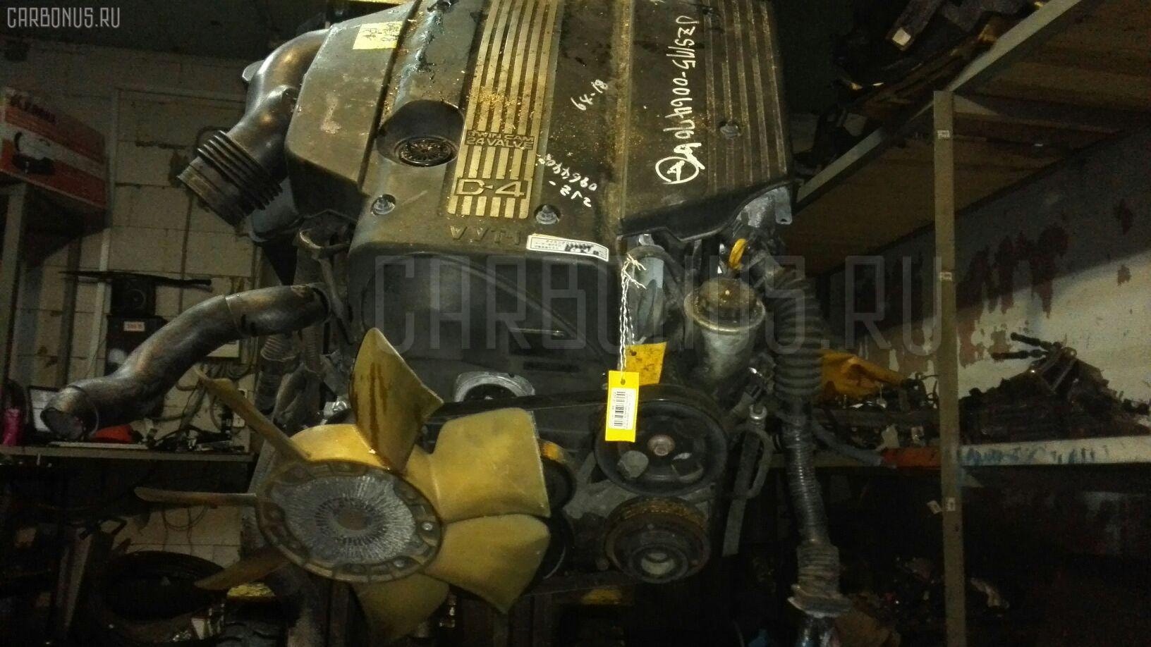 Двигатель Toyota Crown JZS175 2JZ-FSE Фото 1