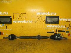 Привод TOYOTA PRIUS ZVW30 2ZR-FXE Переднее Правое