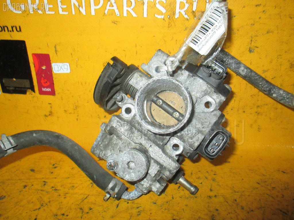 Дроссельная заслонка Suzuki Jimny JB23W K6A Фото 1