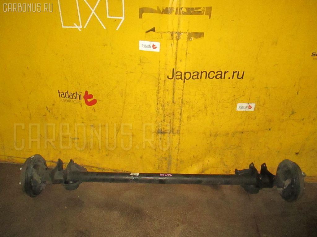 Балка подвески SUZUKI ALTO HA24S K6A Фото 3