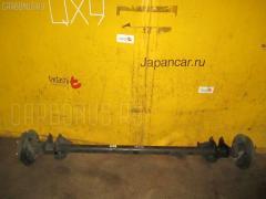 Балка подвески Suzuki Alto HA24S K6A Фото 1