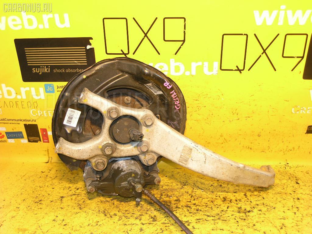 Ступица TOYOTA MARK X GRX121 4GR-FSE Фото 2