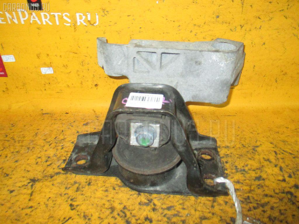 Подушка двигателя NISSAN TIIDA LATIO SC11 HR15DE. Фото 3