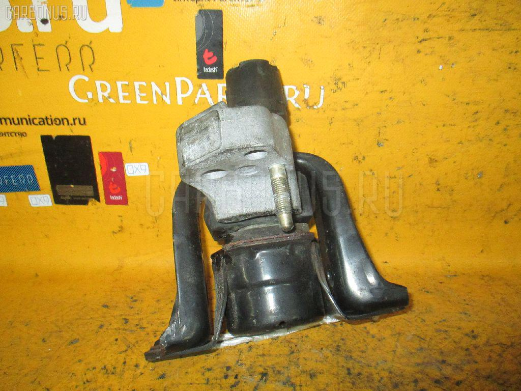 Подушка двигателя TOYOTA SIENTA NCP81G 1NZ-FE. Фото 3