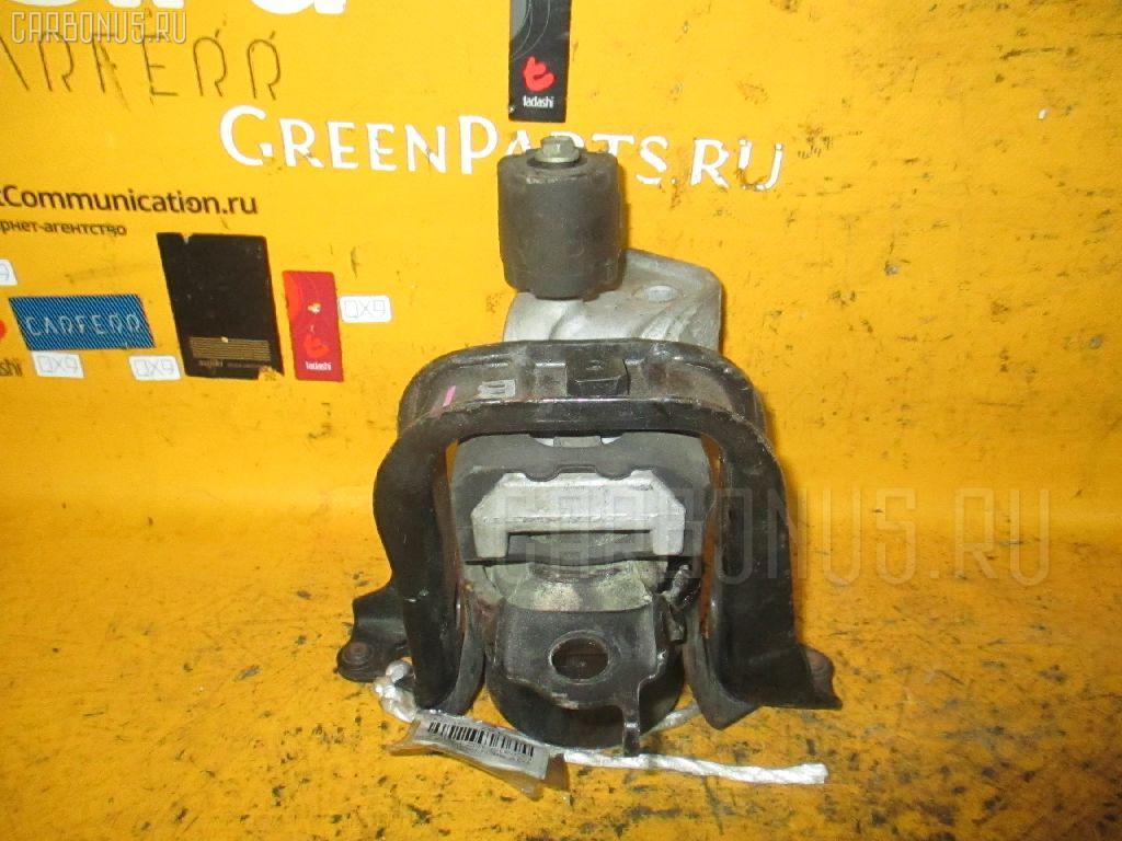 Подушка двигателя TOYOTA SIENTA NCP81G 1NZ-FE. Фото 4