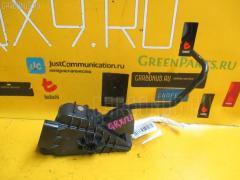 Педаль подачи топлива Toyota Mark x GRX121 4GRFSE Фото 1