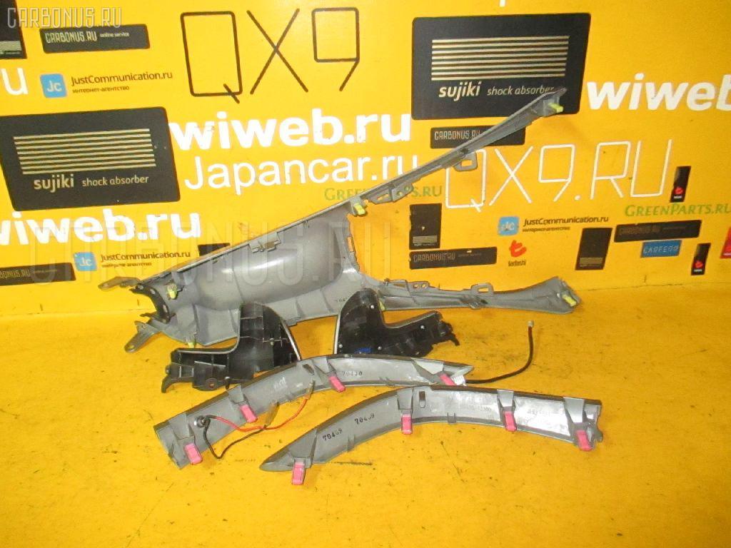 Консоль магнитофона Toyota Blade AZE156 Фото 1