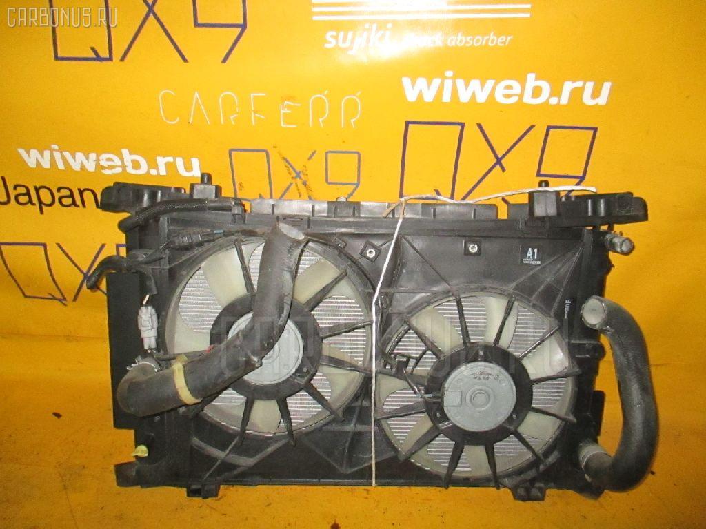 Радиатор ДВС TOYOTA BLADE AZE156H 2AZFE Фото 1