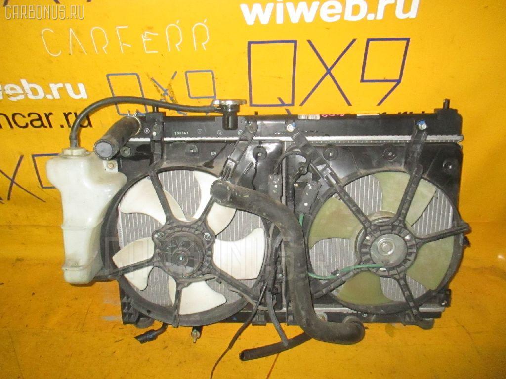 Радиатор ДВС HONDA FIT ARIA GD6 L13A. Фото 10