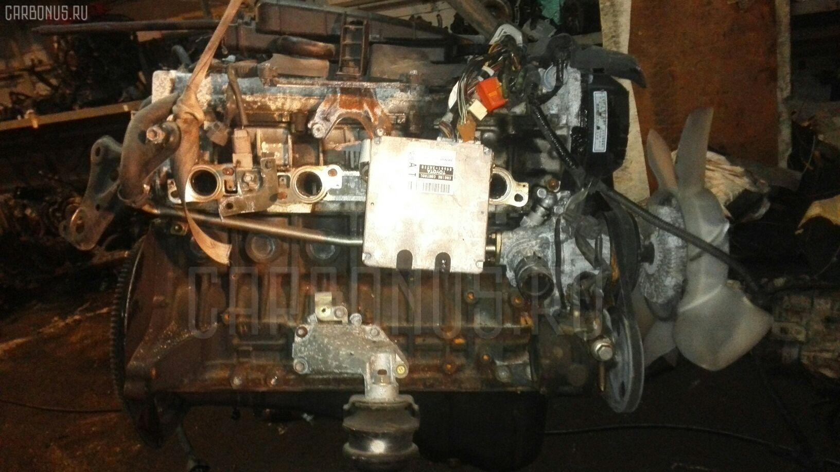 Двигатель TOYOTA CROWN GS171 1G-FE Фото 2