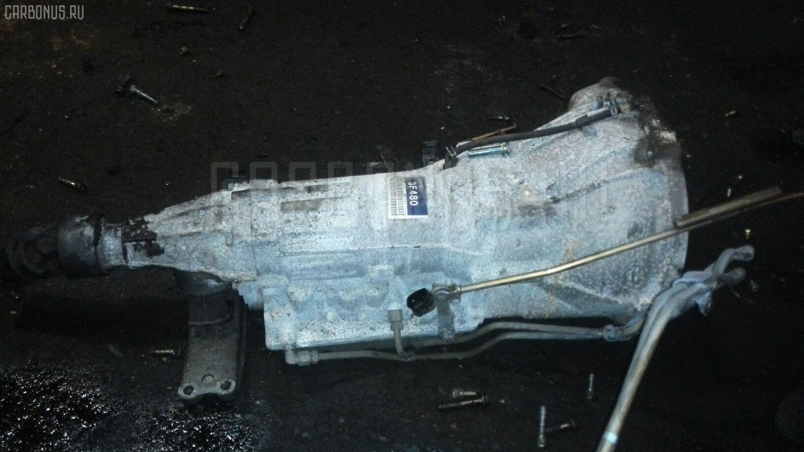 КПП автоматическая TOYOTA CROWN GS171 1G-FE. Фото 9