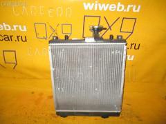Радиатор ДВС SUZUKI WAGON R SOLIO MA34S M13A Фото 5