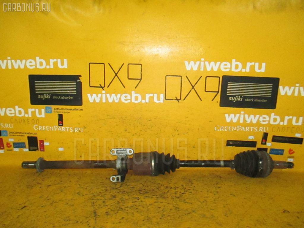 Привод HONDA ACCORD WAGON CH9 H23A. Фото 10