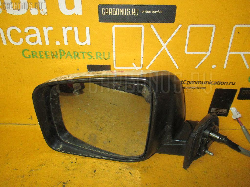 Зеркало двери боковой NISSAN LAFESTA B30 Фото 2