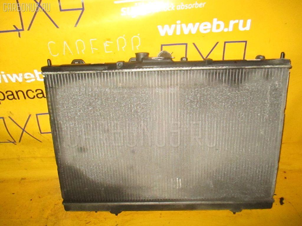 Радиатор ДВС MITSUBISHI CHARIOT GRANDIS N84W 4G64. Фото 10