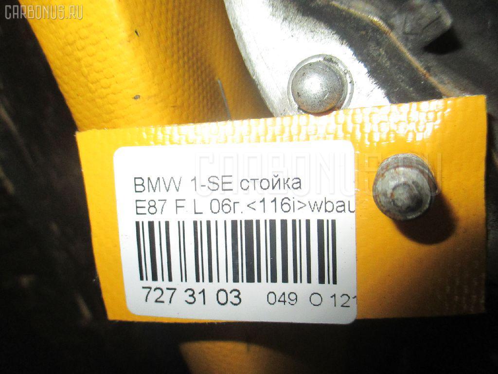 Стойка BMW 1-SERIES E87-UF12 N45B16A Фото 3