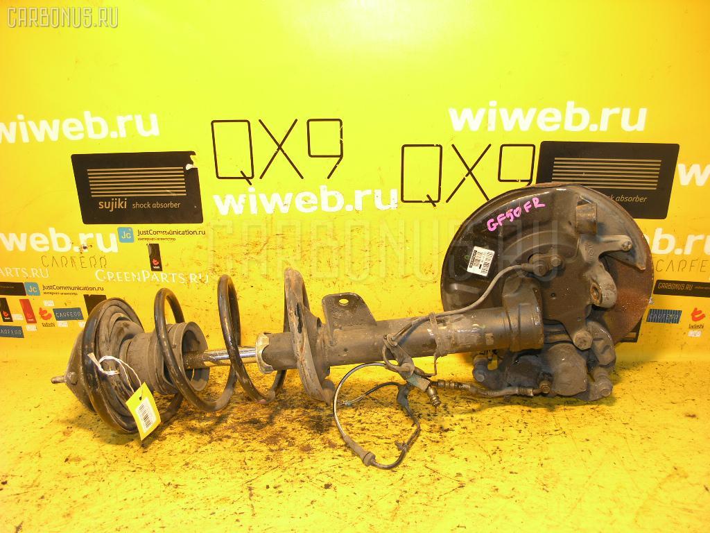 Стойка амортизатора NISSAN CIMA GF50 VK45DD Фото 1