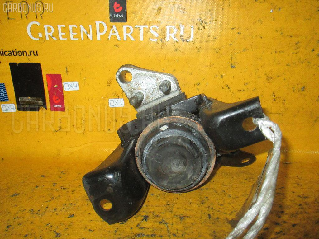 Подушка двигателя TOYOTA WISH ZNE10G 1ZZ-FE. Фото 9