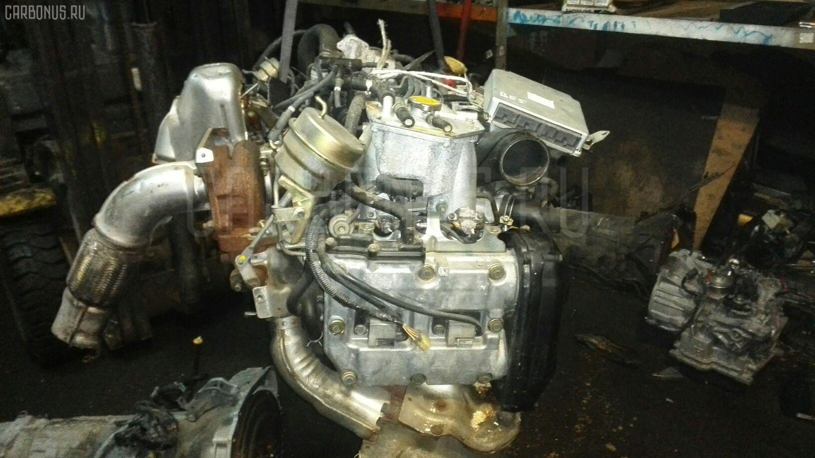 Двигатель SUBARU LEGACY B4 BE5 EJ206DXCBE Фото 5