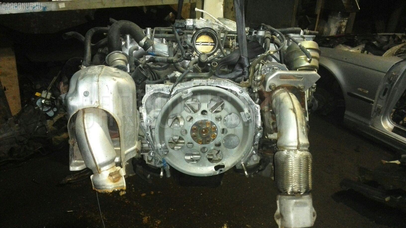 Двигатель SUBARU LEGACY B4 BE5 EJ206DXCBE Фото 4