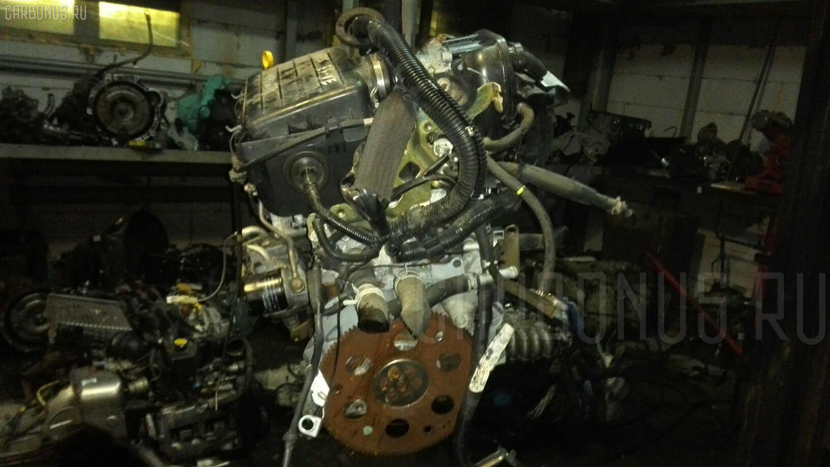 Двигатель DAIHATSU MIRA GINO L650S EF-VE Фото 2