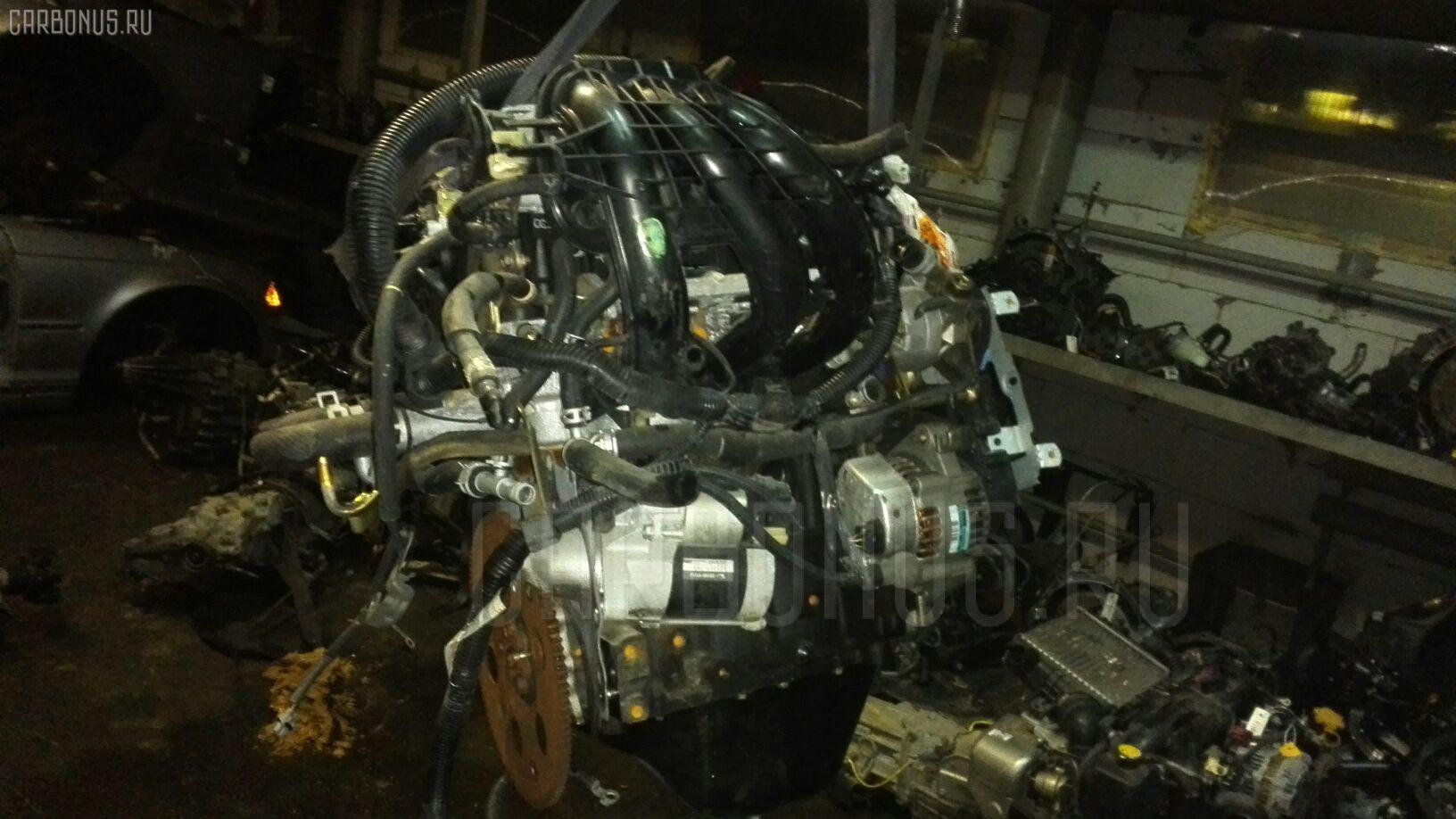 Двигатель DAIHATSU MIRA GINO L650S EF-VE Фото 1