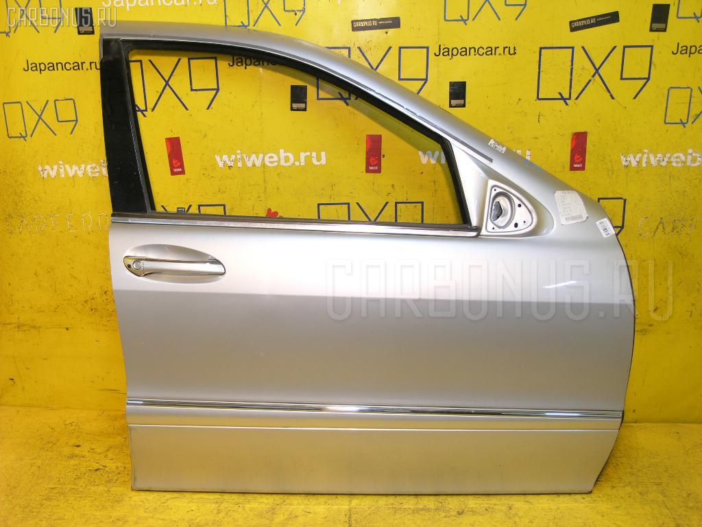 Дверь боковая MERCEDES-BENZ S-CLASS W220.065 Фото 1
