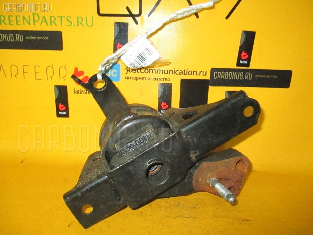Подушка двигателя TOYOTA RACTIS NCP100 1NZ-FE Фото 2