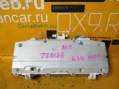 Спидометр Toyota Allex ZZE123 2ZZ-GE Фото 2