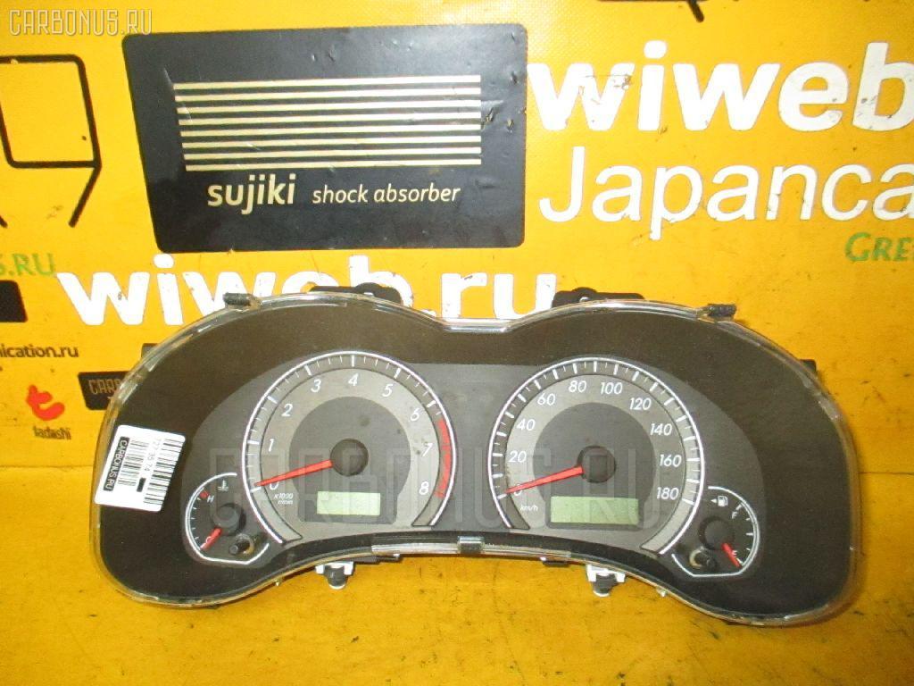 Спидометр Toyota Corolla fielder NZE141G 1NZ-FE Фото 1