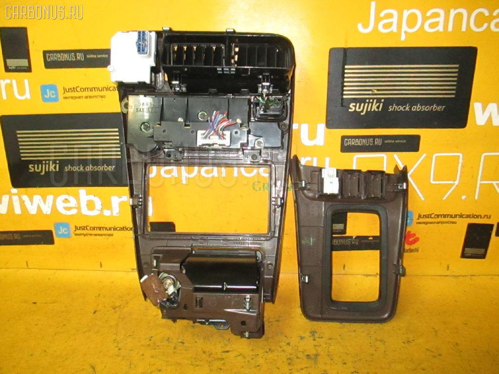 Блок управления климатконтроля TOYOTA CRESTA JZX90 1JZ-GE. Фото 10