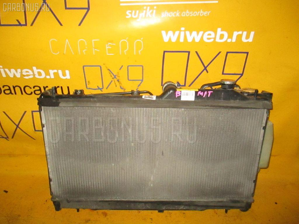 Радиатор ДВС SUBARU LEGACY BP5 EJ20. Фото 7
