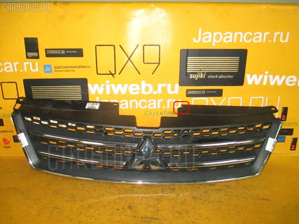 Решетка радиатора MITSUBISHI OUTLANDER CW5W. Фото 9