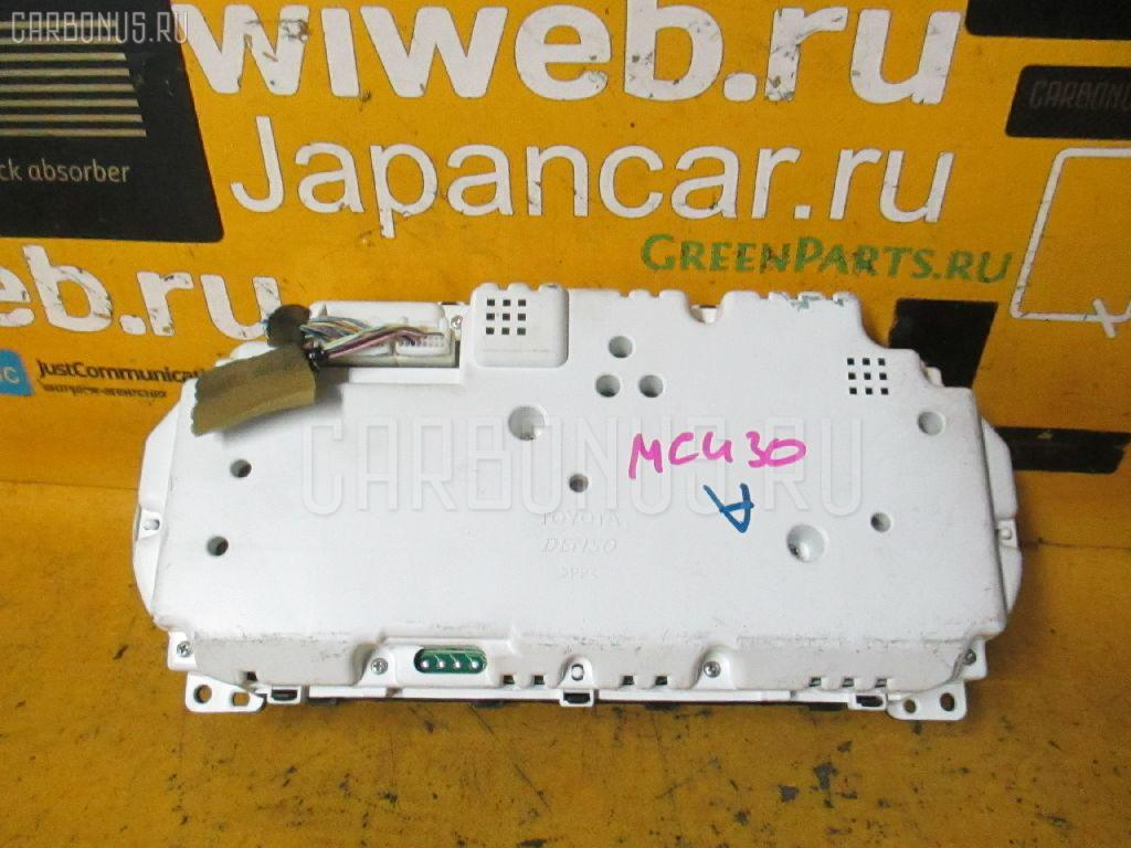 Спидометр TOYOTA HARRIER MCU30W 1MZ-FE Фото 2