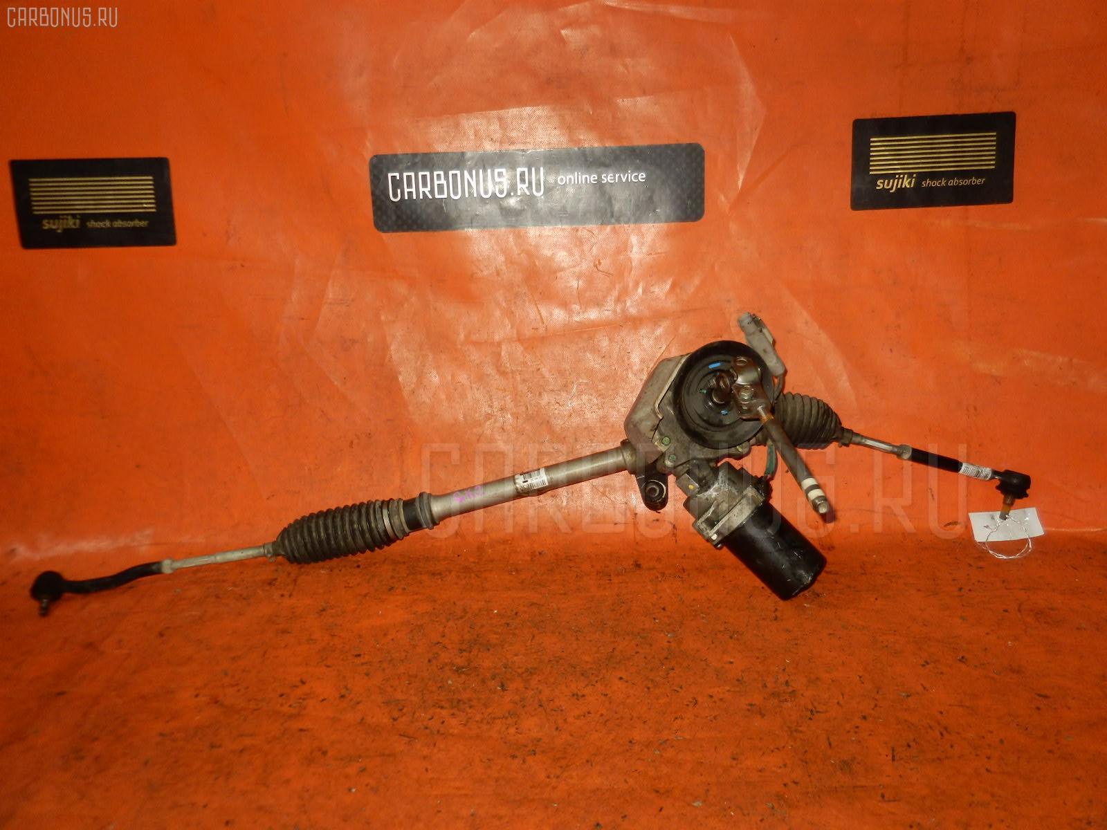 Рулевая рейка HONDA MOBILIO SPIKE GK2 L15A. Фото 4