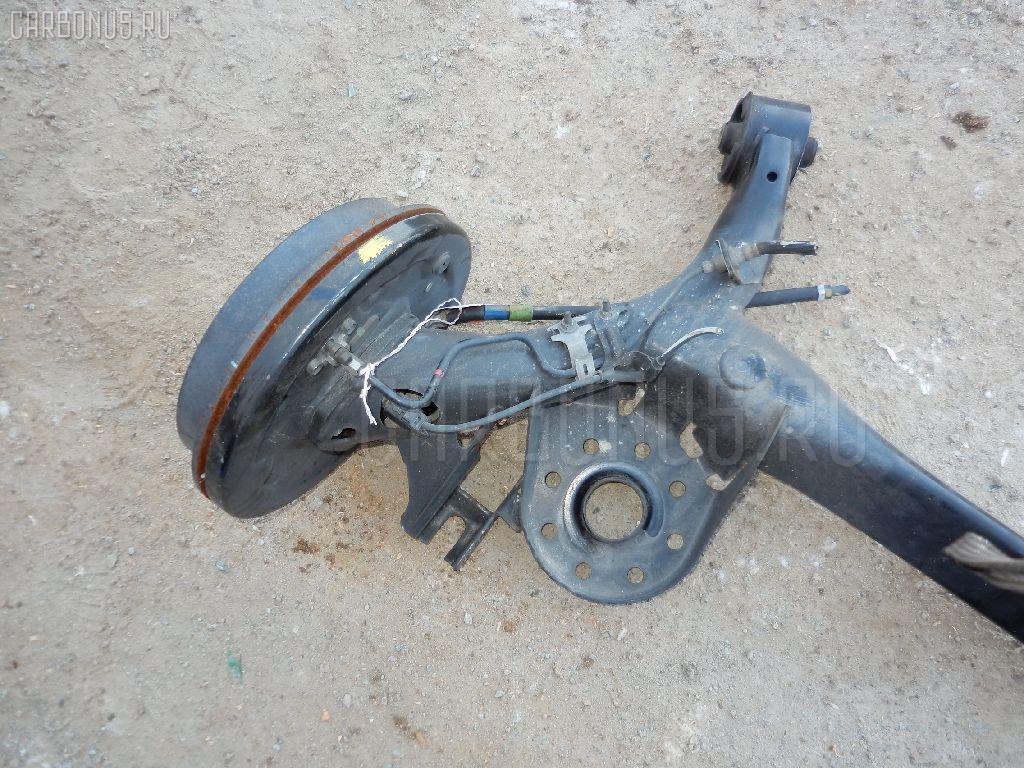 Балка подвески TOYOTA RACTIS SCP100 2SZFE Фото 2