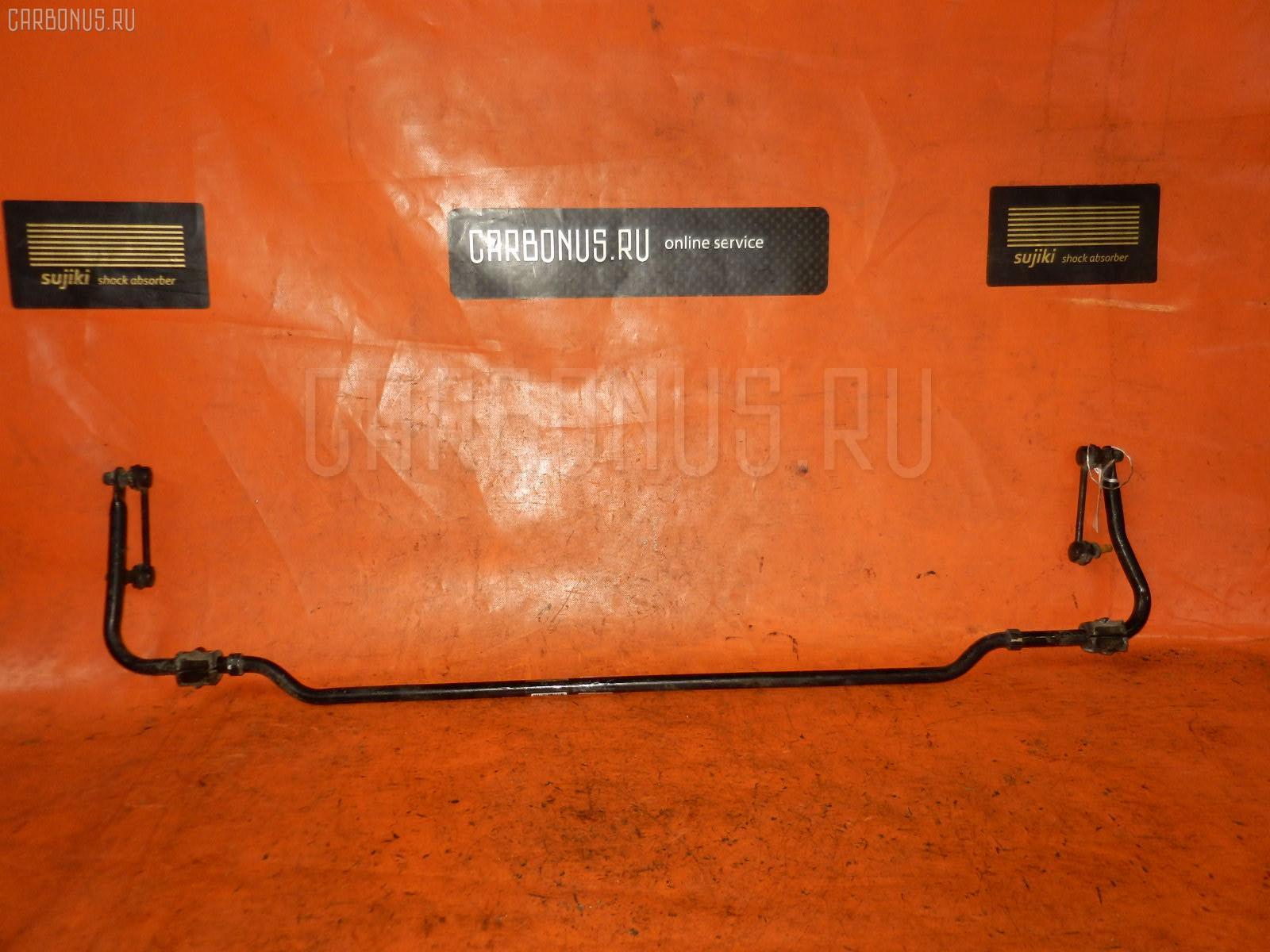 Стабилизатор NISSAN X-TRAIL NT30. Фото 3