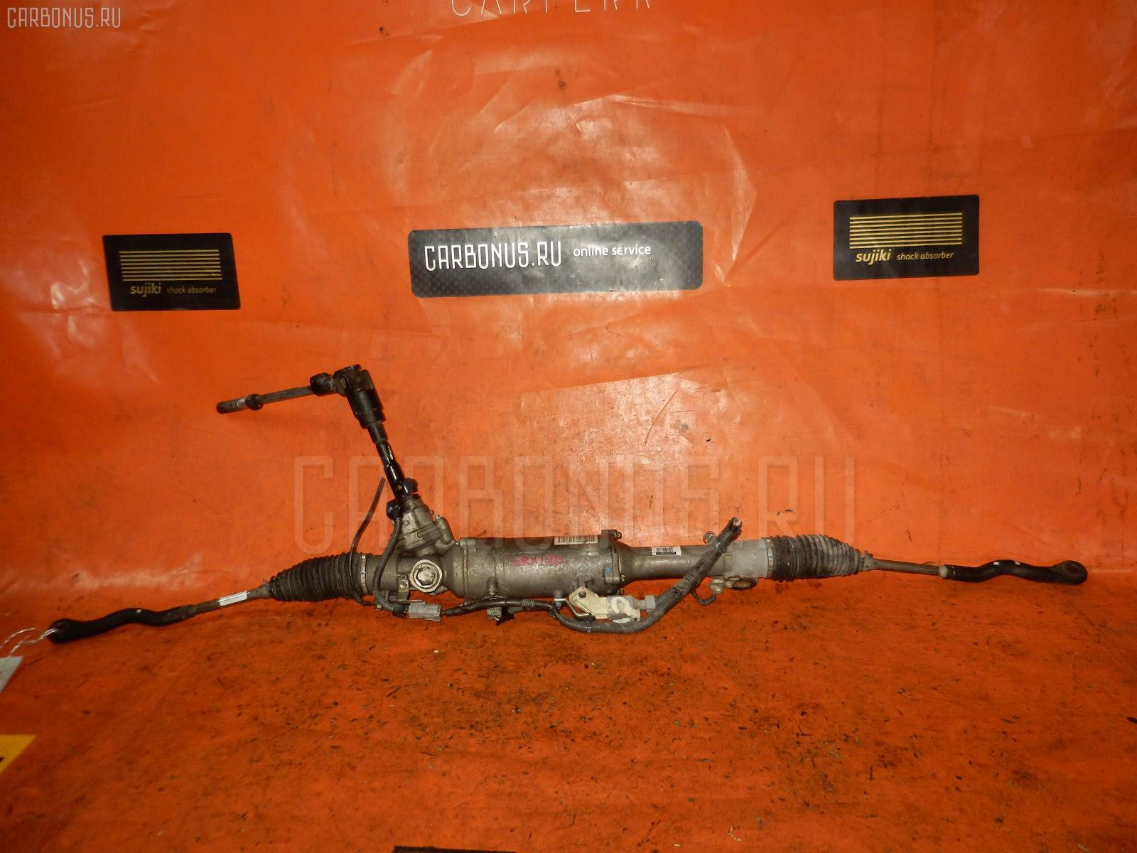 Рулевая рейка TOYOTA MARK X GRX120 4GR-FSE Фото 1
