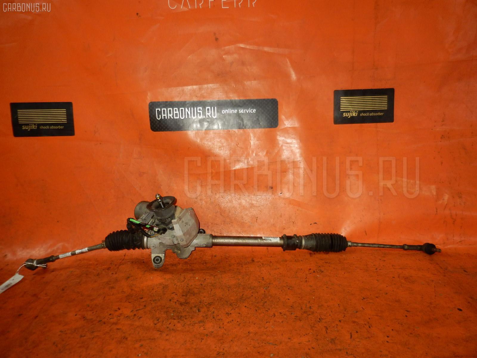 Рулевая рейка SUZUKI SWIFT ZC71S K12B. Фото 11