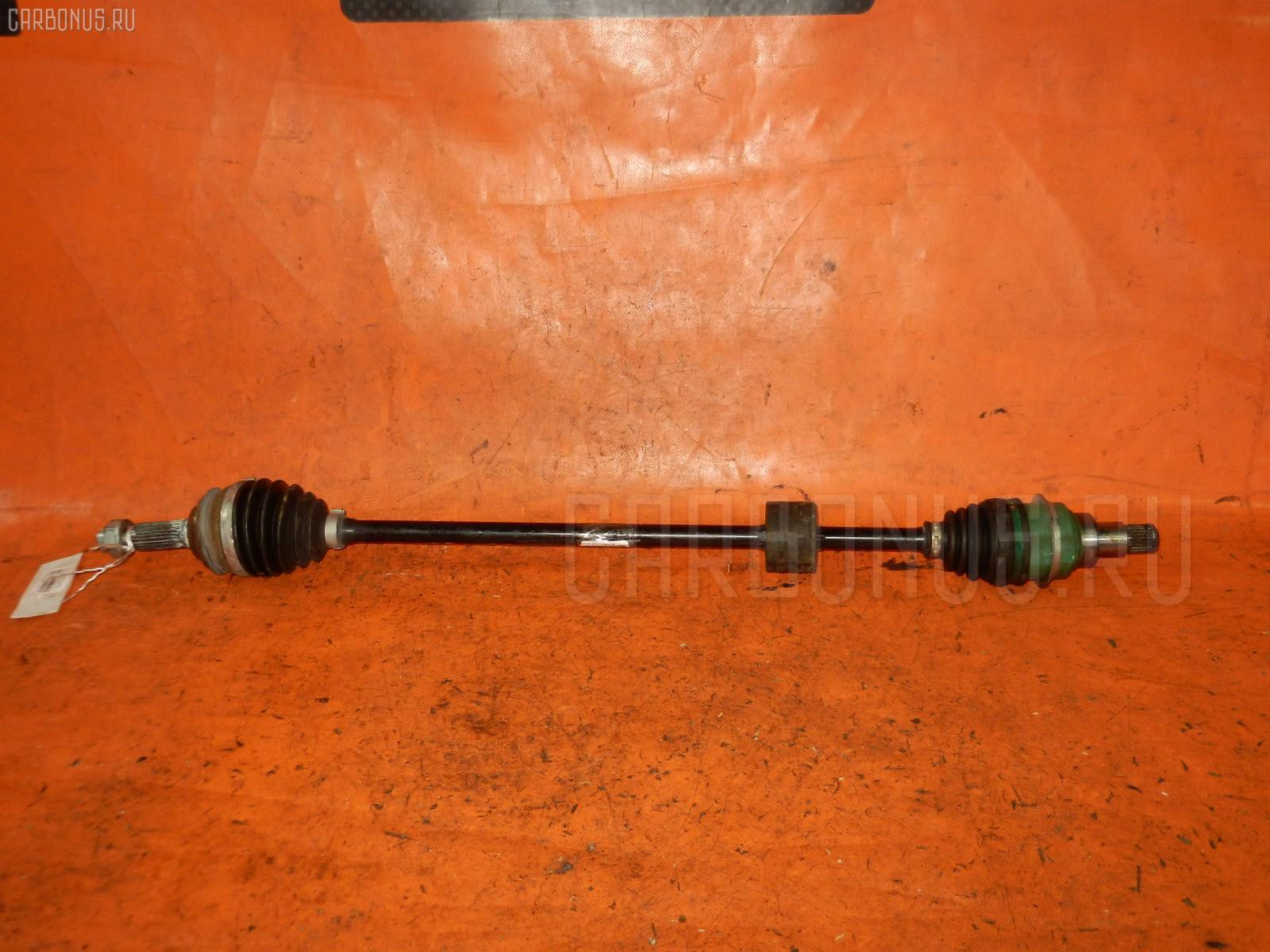 Привод Toyota Passo KGC30 1KRFE Фото 1