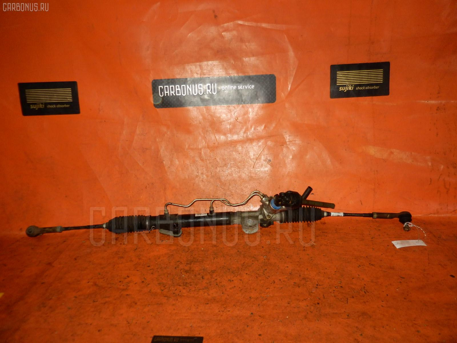 Рулевая рейка NISSAN PRIMERA TP12 QR20DE. Фото 10