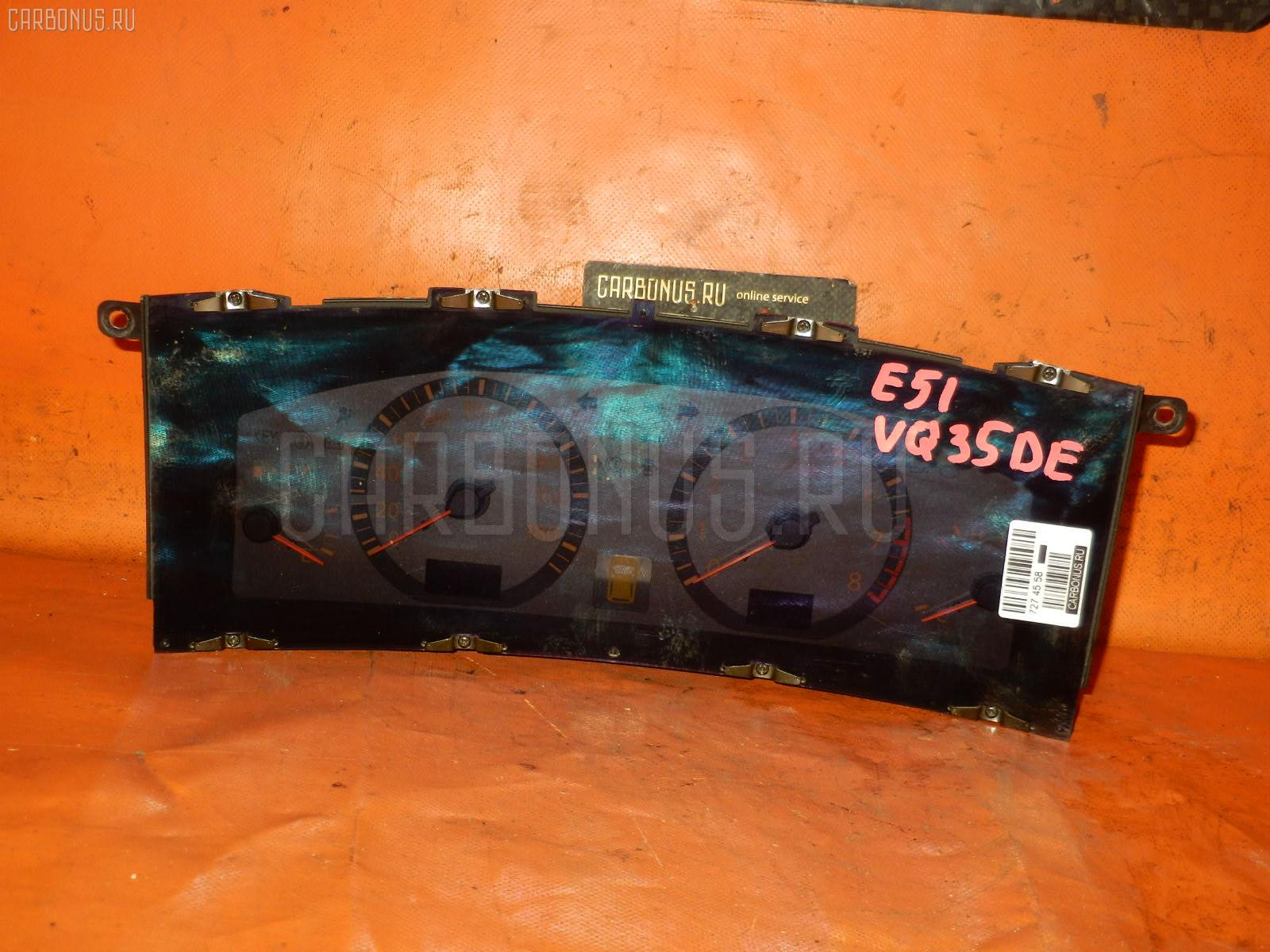 Спидометр NISSAN ELGRAND E51 VQ35DE. Фото 4