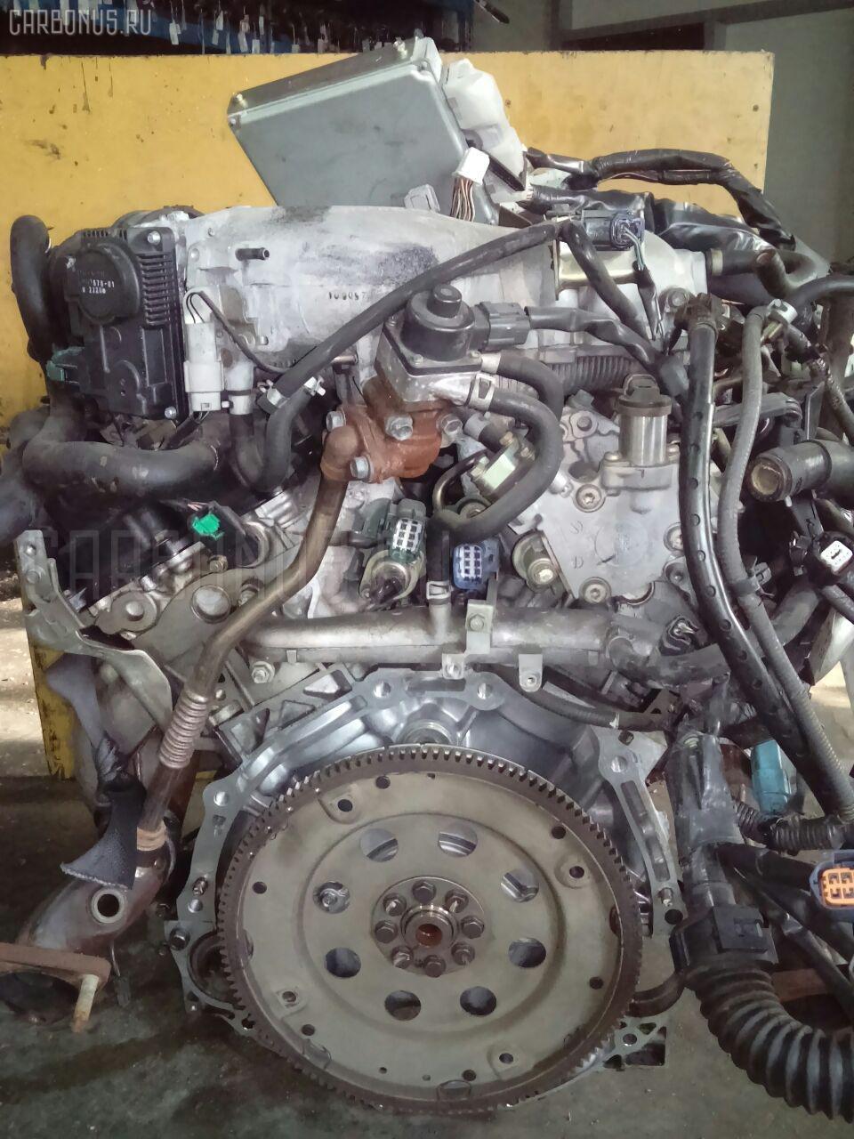 Двигатель NISSAN STAGEA HM35 VQ30DD. Фото 4