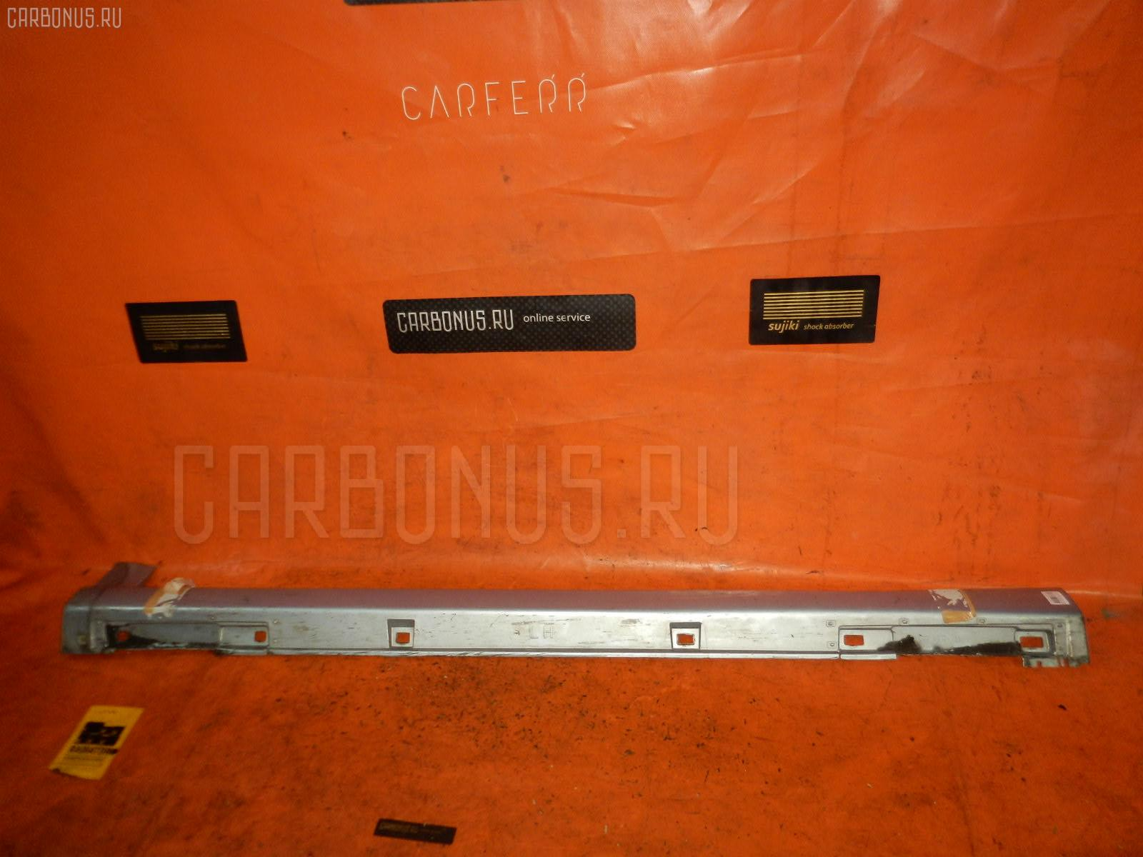 Порог кузова пластиковый ( обвес ) SUBARU IMPREZA WAGON GG2. Фото 9