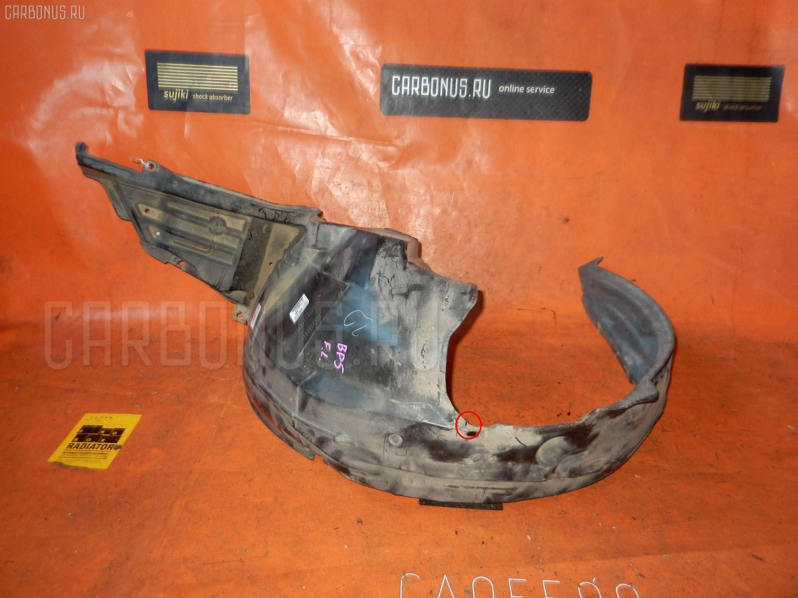Подкрылок SUBARU LEGACY BP5 EJ20. Фото 3