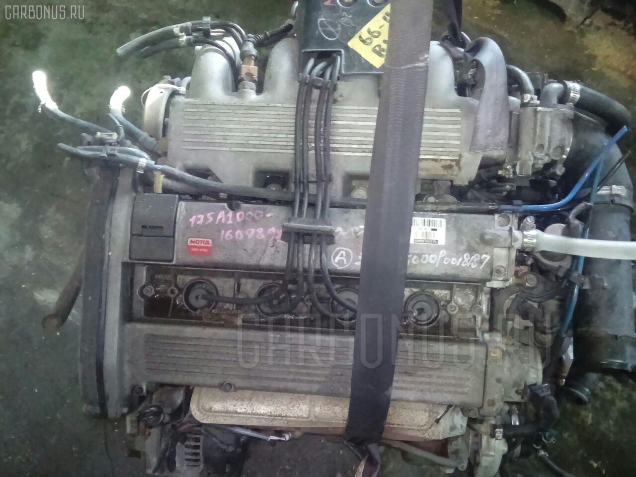 Двигатель FIAT COUPE 175 175A1000 Фото 9