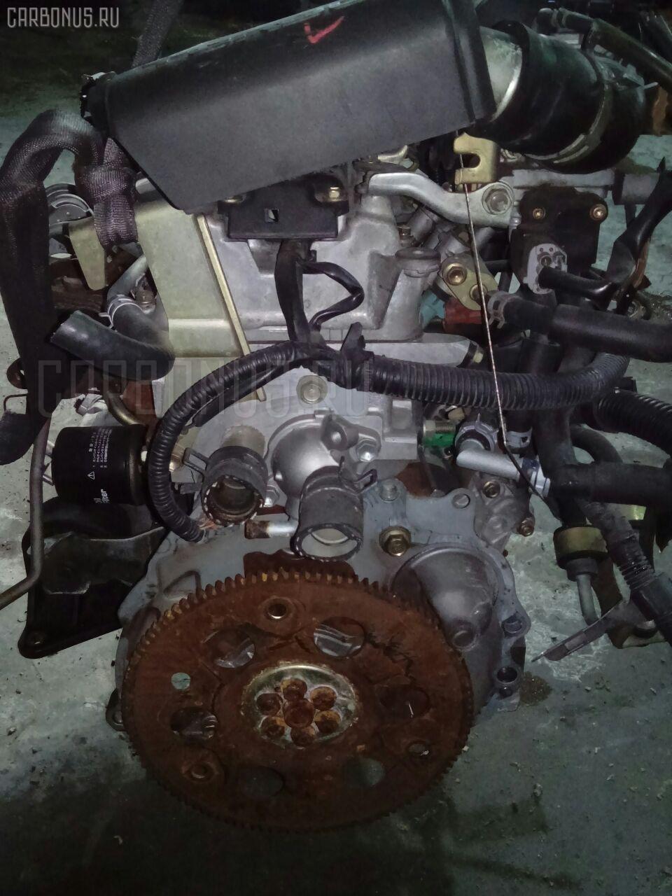 Двигатель DAIHATSU MOVE L910S EF-DET Фото 8