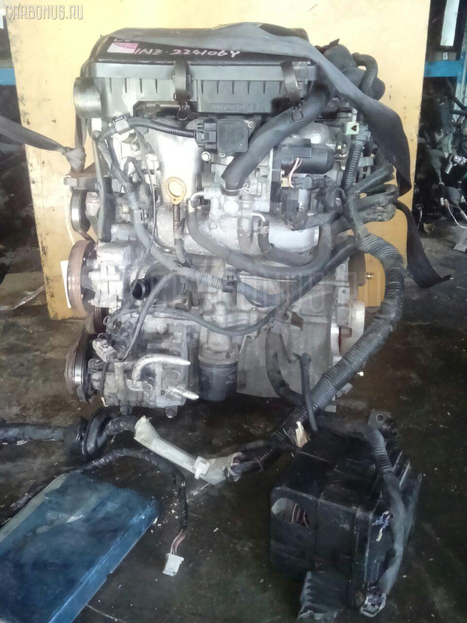 Двигатель TOYOTA PRIUS NHW11 1NZ-FXE Фото 8