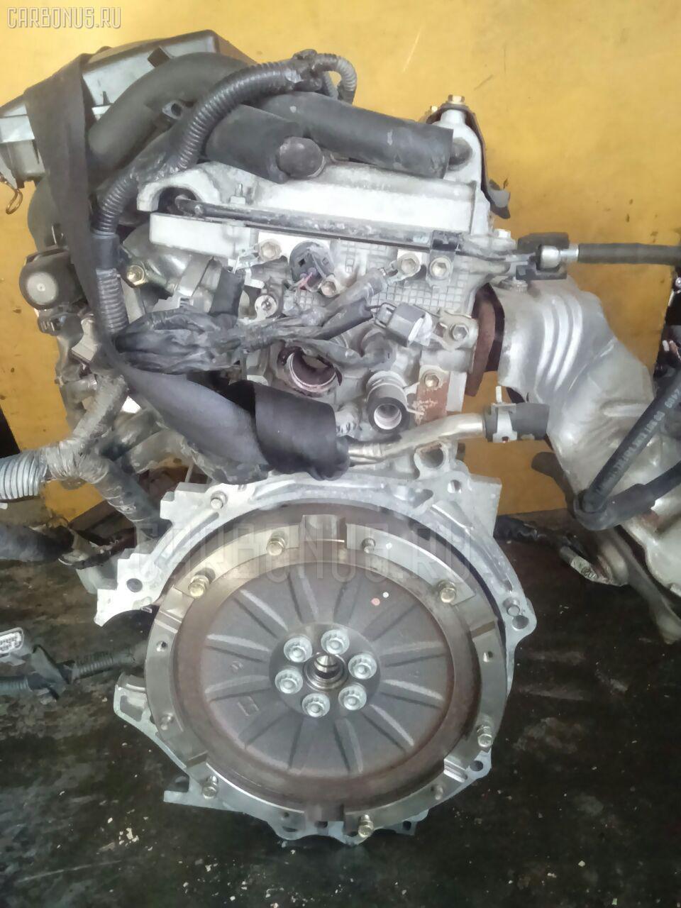 Двигатель TOYOTA PRIUS NHW11 1NZ-FXE Фото 2