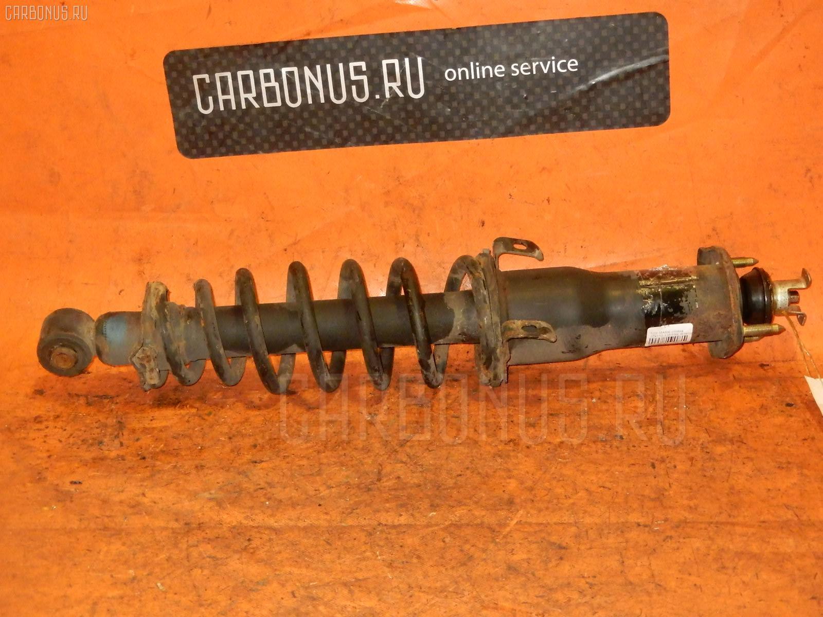 Стойка амортизатора TOYOTA MARK II JZX110 1JZ-FSE. Фото 6